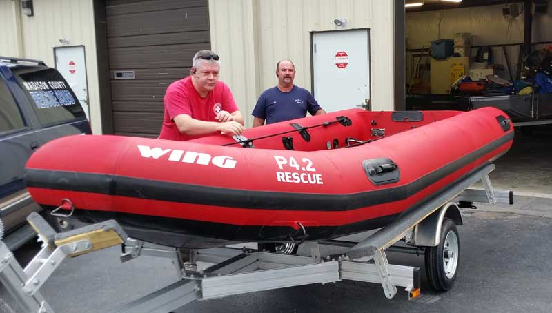 Milpro Marine - Water Rescue Boats & Equipment